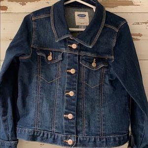 Old Navy Jean Jacket Size 5T
